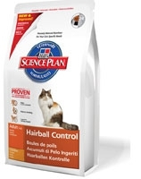 Hills Science Plan Feline Adult Hairball Control