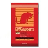 Nutra Nuggets Active Hairball Control Formula (красная)