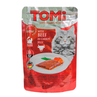 TOMi BEEF in carrot jelly ТОМИ ГОВЯДИНА В МОРКОВНОМ ЖЕЛЕ