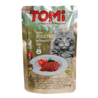 TOMi POULTRY in tomato jelly ТОМИ ПТИЦА В ТОМАТНОМ ЖЕЛЕ