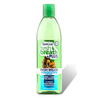 TropiClean Fresh Breath Plus Digestive Support Water Additive