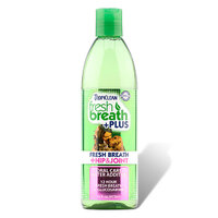 TropiClean Fresh Breath Plus Hip & Joint Water Additive