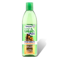 TropiClean Fresh Breath Skin & Coat Water Additive